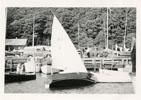 Rosenvold Havn ca 1960